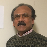 Picture of Professor Shan Suthaharan